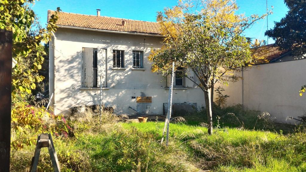maison de ville et villa pas cher Montpellier