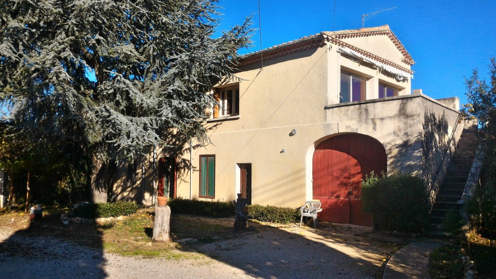 investissement maison vigneronne 34160