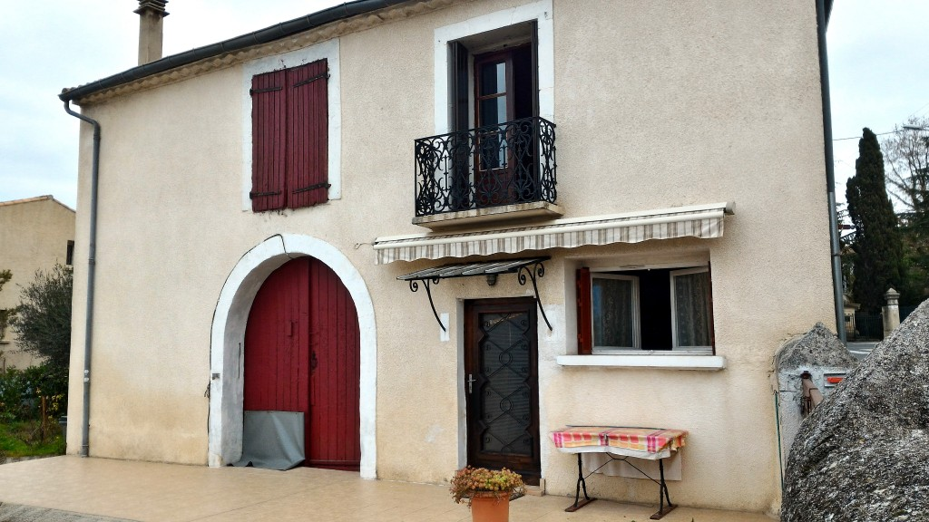 vente maison village teyran