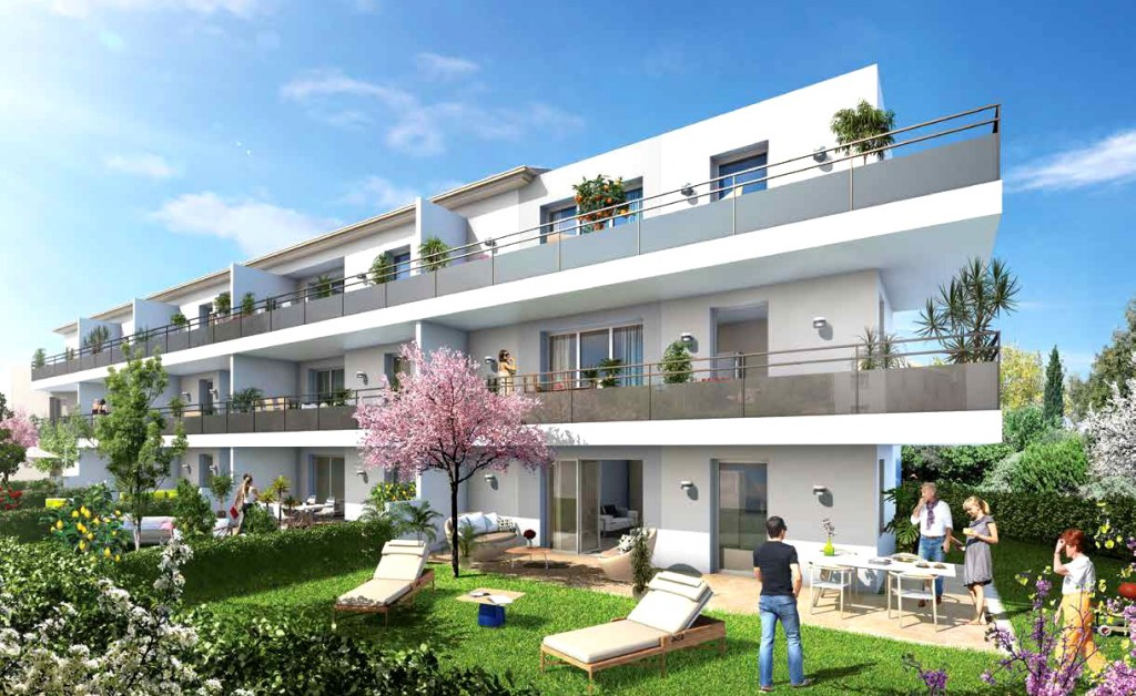vente appartement neuf Castries 34160