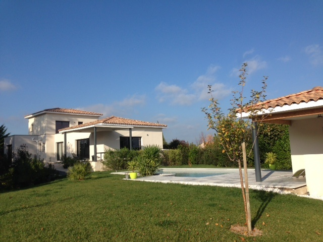 villa contemporaine 34160