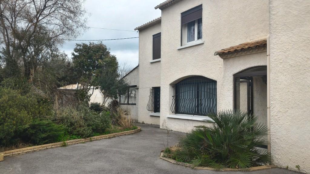 vente villa avec 2 appartements teyran
