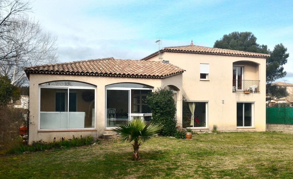Superbe Villa De 216m2 Teyran Avec Piscine Proche
