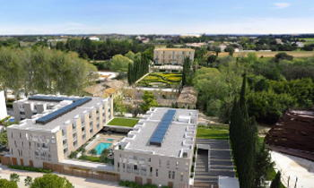 investissement résidence sénior Montpellier