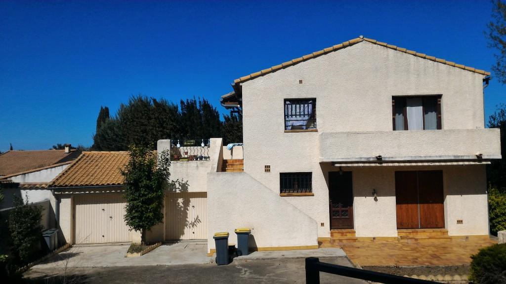 villa 2 logements 34820