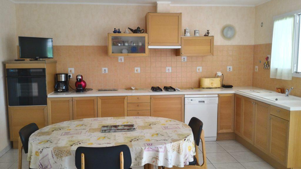 belle villa plain pied 34730