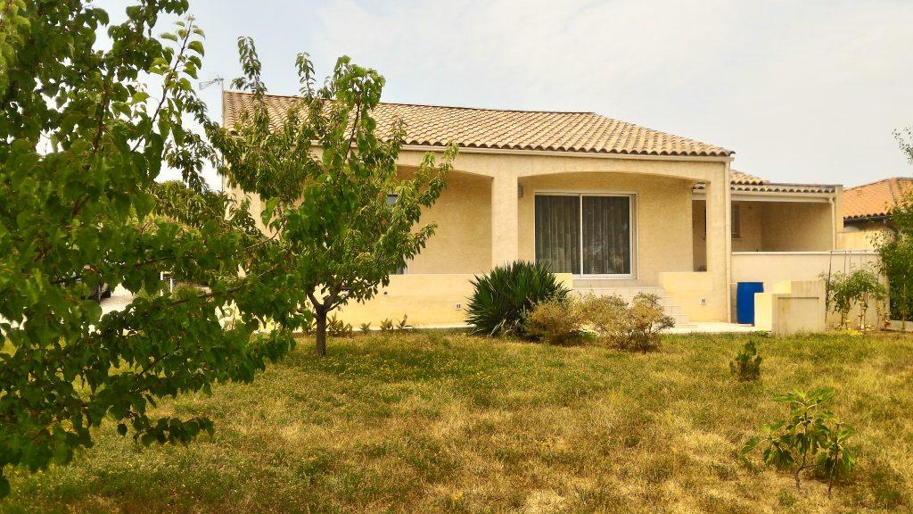 Villa T4 Saint Vincent de Barbeyrargues