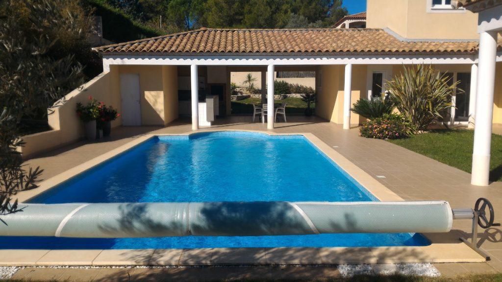 villa architecte à vendre 34160