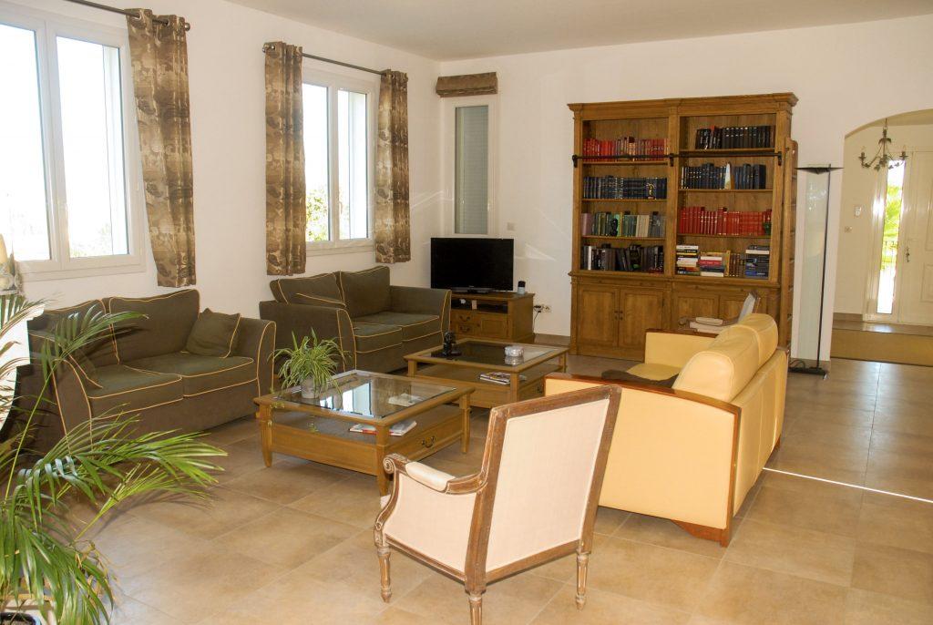 vente villa architecte 34160