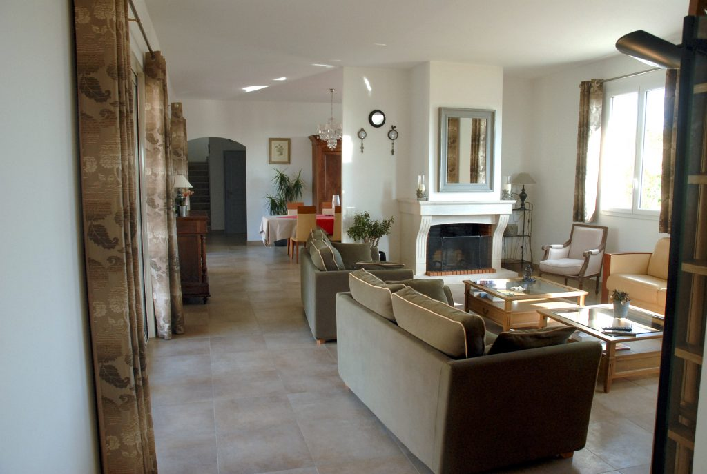 vente villa architecte saint drezery