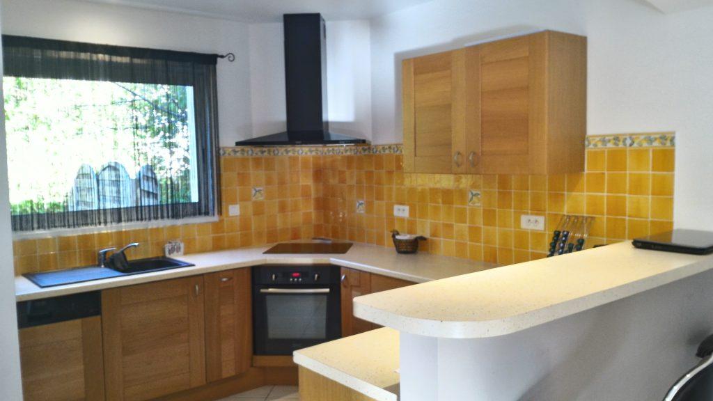 villa avec cuisine ouverte Clapiers