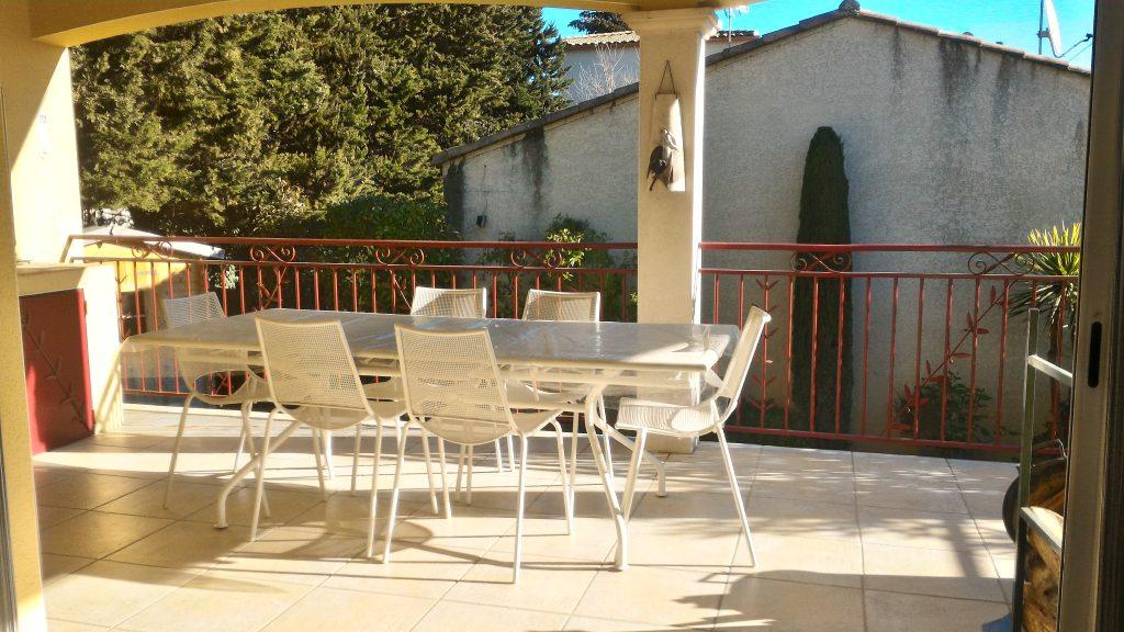 maison Clapiers terrasse