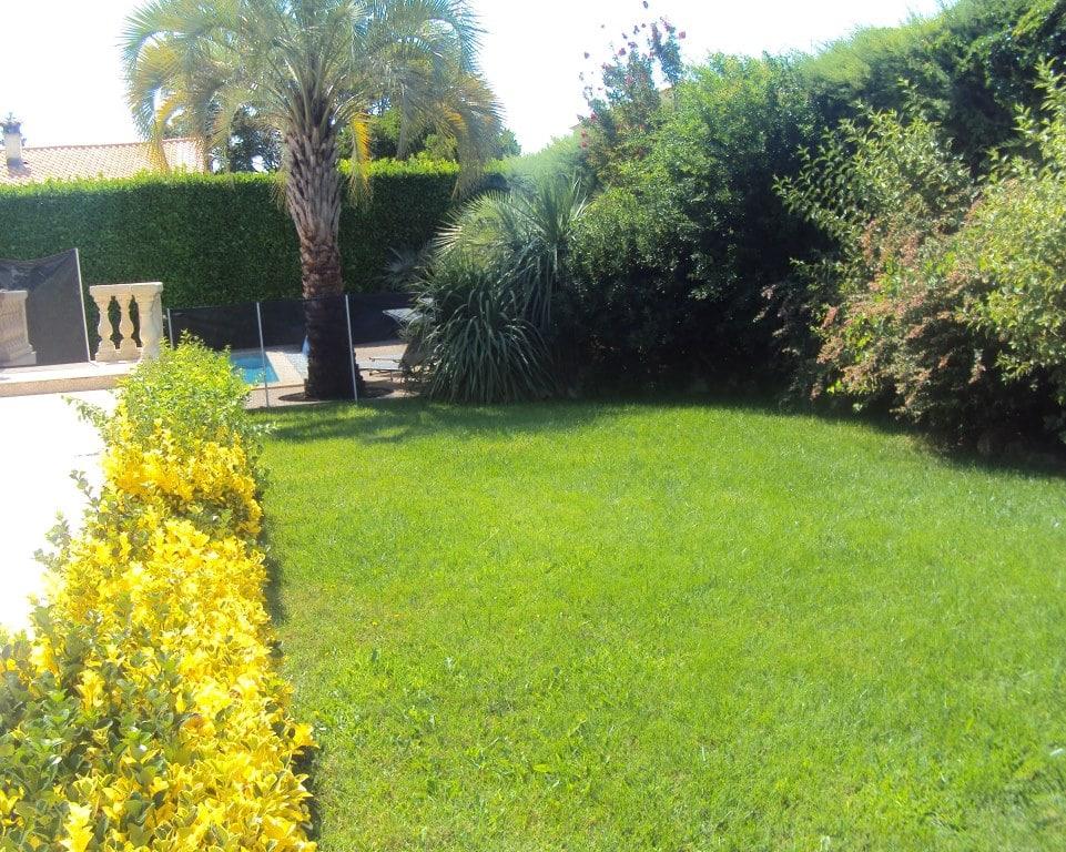 Villa Teyran avec piscine
