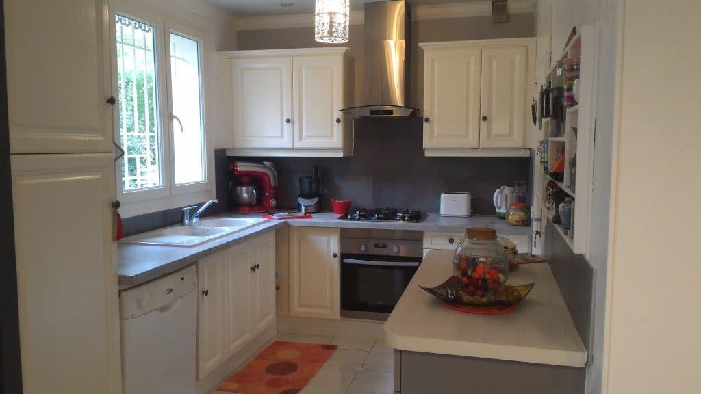 villa avec cuisine ouverte Teyran