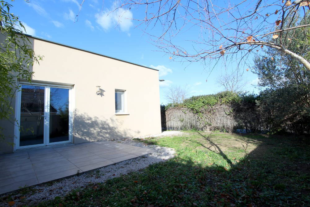 villa plain pied Jacou