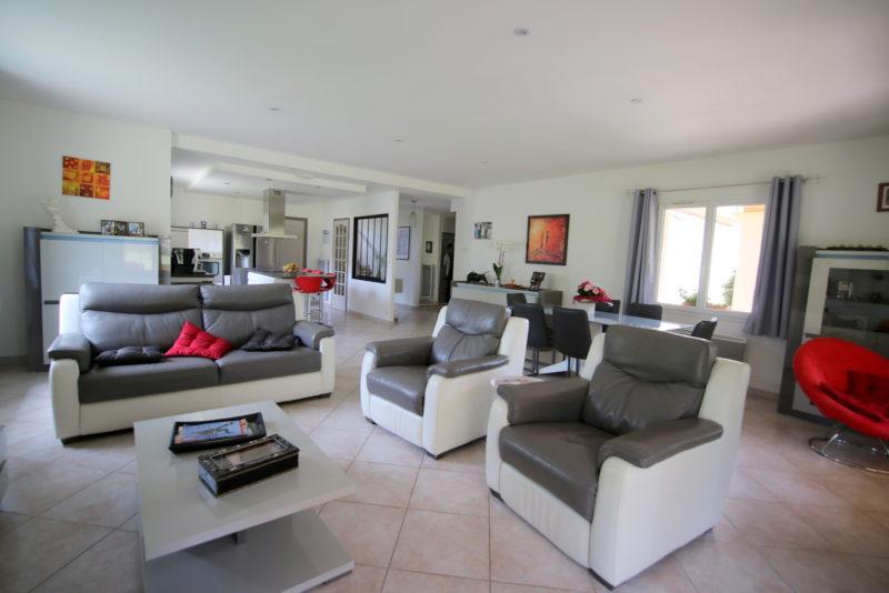 vente villa 5 chambres 34820 assas
