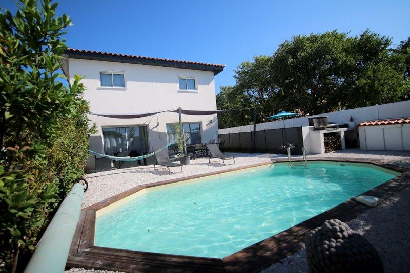 vente villa contemporaine Vendargues 34740