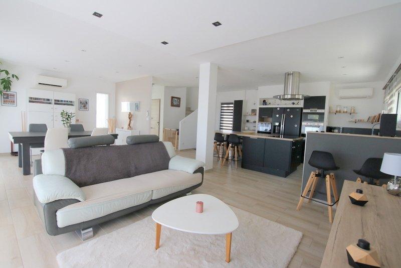 vente villa contemporaine Vendargues