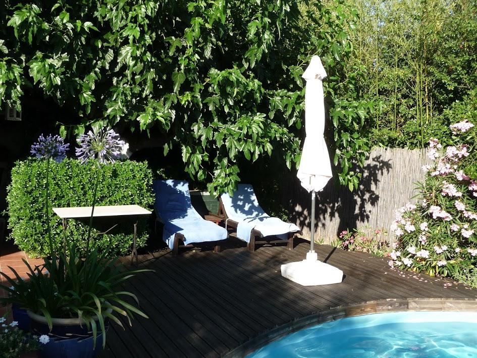 villa avec piscine teyran